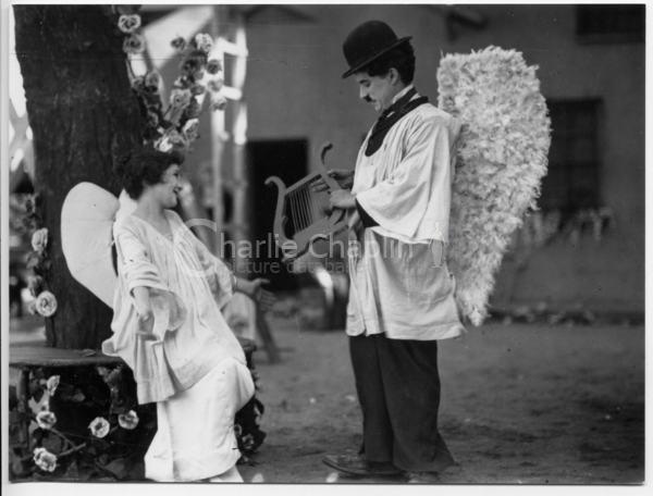 charlie chaplin 1920. steamy – Charlie Chaplin
