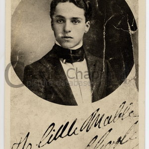 Charlie chaplin before his success midsquare