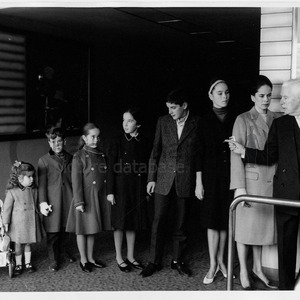 Chaplin and family at cinema switzerland midsquare