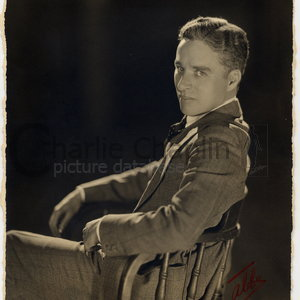 Chaplin portrait copyright james abbe midsquare