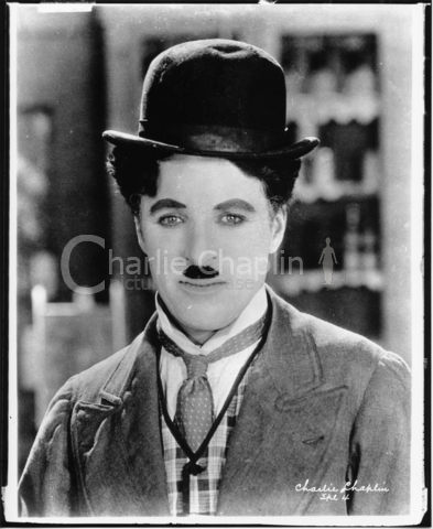 Charlie Chaplin - Fire Burn Dem Below