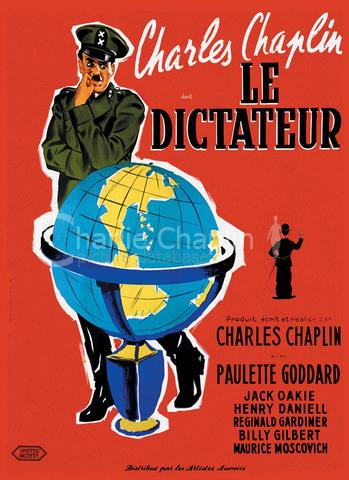 affiche le dictateur 3...