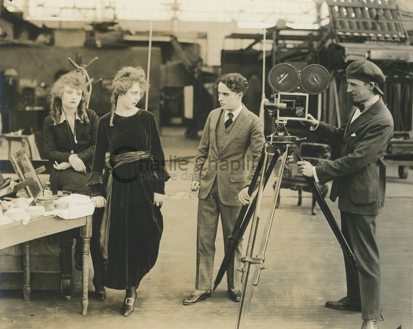How to make movies set 1918 big