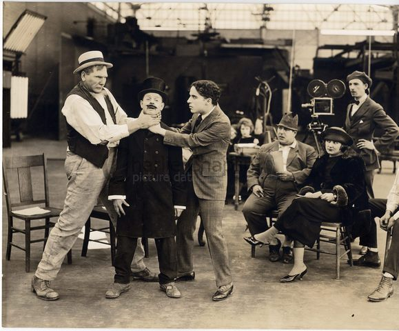 On the set of How to Make Movies