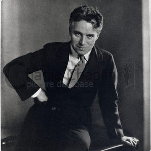 Charles chaplin portrait copyrights the academy of motion picture arts and science midsquare