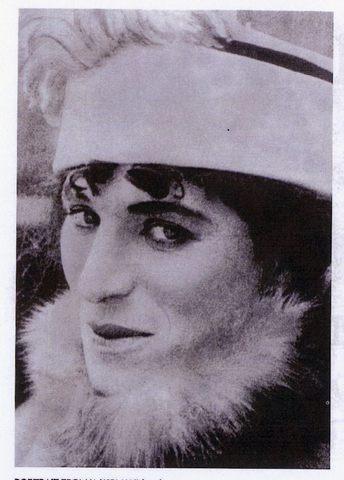 Chaplin in A Woman, 1915