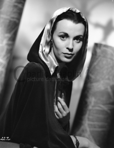 Publicity still of Claire Bloom as Terry in Limelight