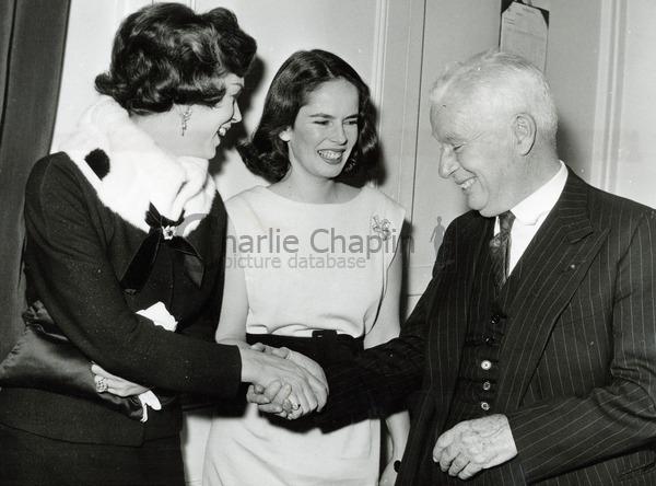 People - Charlie Chaplin Image Bank