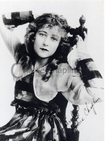 Mildred harris  chaplin s first wife big