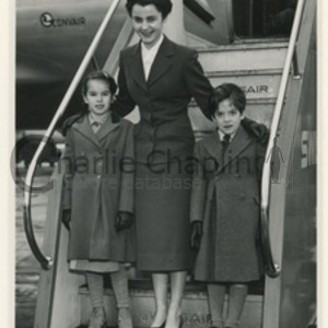 Elsbeth weissenberger kilchmann  swissair flight attendant  london geneva flight midsquare
