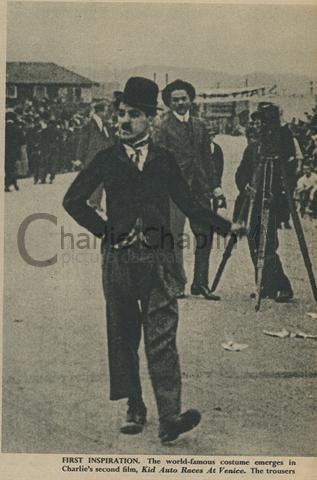 Chaplin - The attention seeker  – The Confident Walk